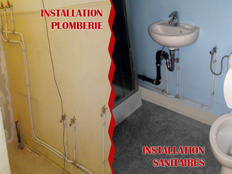 installation plomberie & sanitaires